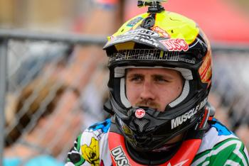 JGR Signs Barcia, Peick