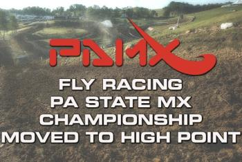 PAMX State Championship Relocated to High Point