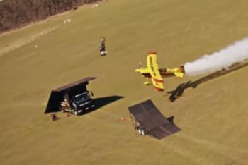FMX vs Stunt Plane