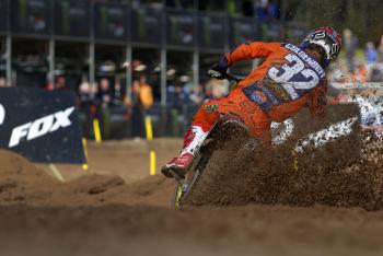 MXON MX2 Qualifying Results