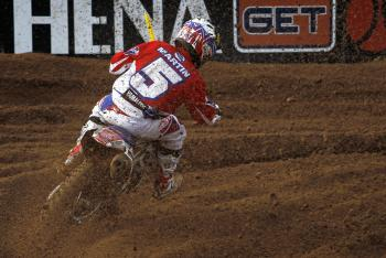 Jeremy Martin's Crash at Motocross of Nations