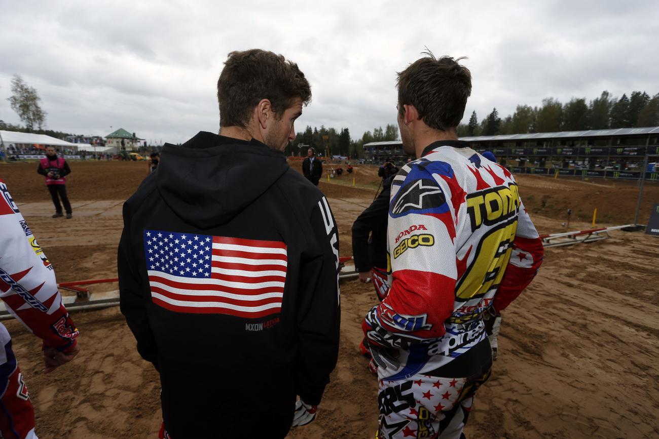 Open Mic: Team USA