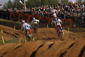 Which performance from the Motocross of Nations was most impressive?