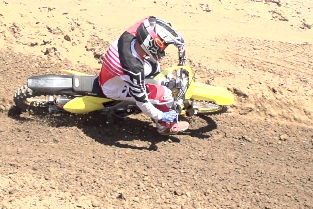 Racer X Films: Roczen on Suzuki