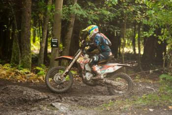 Russell to Race KTM 150XC at GNCC This Weekend
