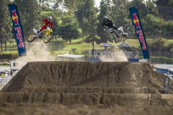 Stewart, Musquin Top Qualifying at Red Bull Straight Rhythm