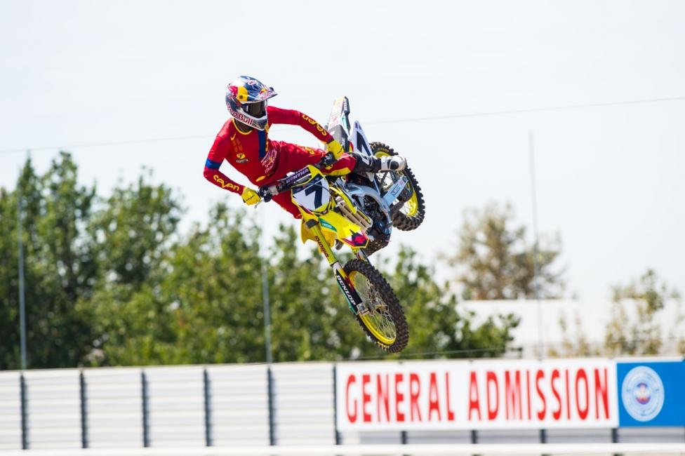 James Stewart set the fastest Open Class time during qualifying.Photo: Cudby