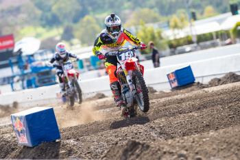 Sign of the (Lap) Times: Red Bull Straight Rhythm