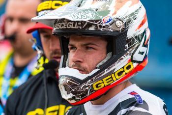 Matt Bisceglia Rips a Two-Stroke