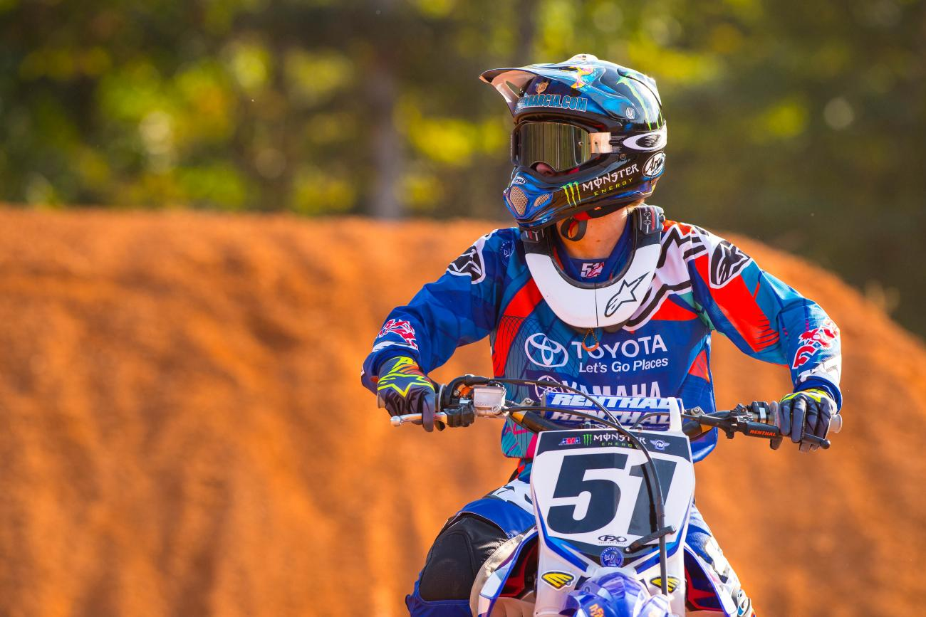 5 Minutes With Justin Barcia Racer X Online