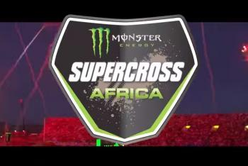 Supercross Heads to Africa