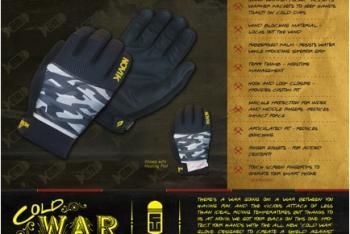 Novik Releases 2015 Cold War Glove