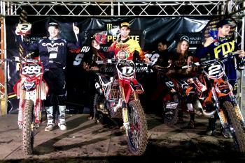 Gavin Faith Wins in Australia