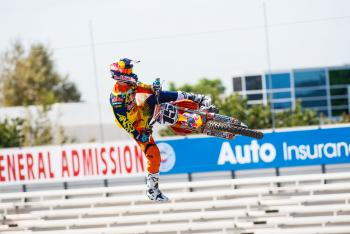 What new team/rider combo are you most looking forward to seeing at Monster Energy Cup?