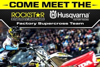 Rockstar Energy Husqvarna Signing
