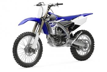 Yamaha Introduces All-New WR250F and YZ250FX