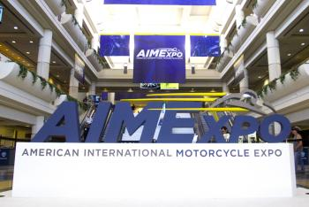 Racer X Films: AIMExpo, Day 1