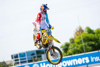 Travis Pastrana's Return at Red Bull Straight Rhythm