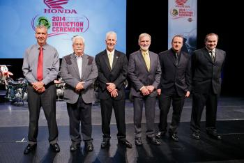Seven Inducted into AMA Motorcycle Hall of Fame