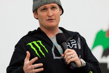 Ricky Carmichael Featured in USA Today