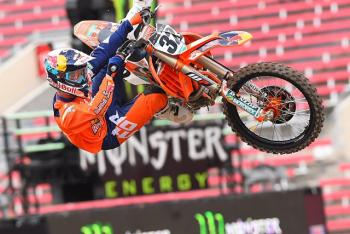 Watch: Qualifying from Monster Energy Cup