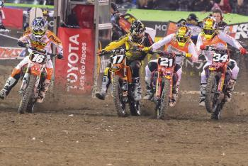 2015 Monster Energy Supercross TV Schedule Announced