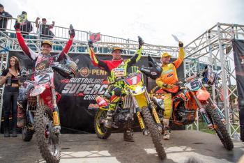 Australian Supercross Highlights