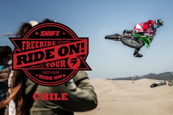 Shift Ride On Tour Hits Chile