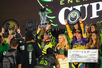 BTOSports.com Observations: Monster Energy Cup