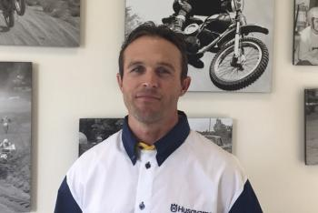 Husqvarna Names Timmy Weigand Off-Road Manager