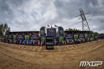 FIM World Motocross Championship, Monster Energy Extend Sponsorship