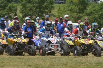 Racertv.com: GNCC ATV Rd 13