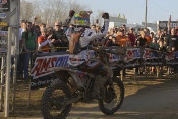 Kailub Russell Wins Ironman GNCC