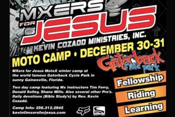 MXers for Jesus Moto Camp