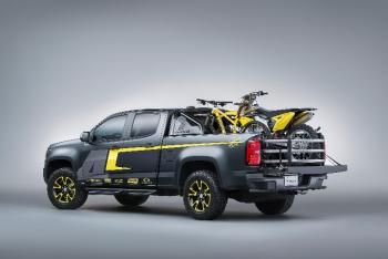 Carmichael Teams with Chevy