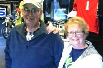 Motocross Community Mourns the Loss of Unadilla Co-Founder Peg Robinson