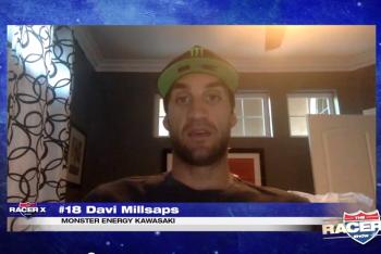 Racertv.com: Davi Millsaps Uncut