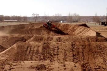 Inside Look: Building an SX Track