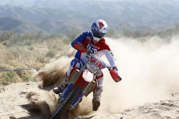Unsung Hero: Team USA at the ISDE