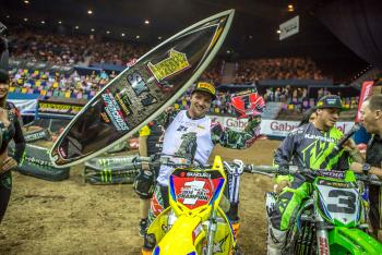 Moss, Faith Clinch Australian SX Championships