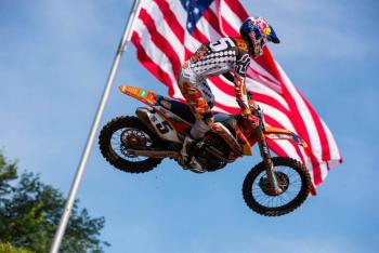 Veterans Eligible for Free Admission at Pro Motocross