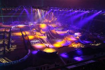 Race Report: Paris Supercross, Night 1