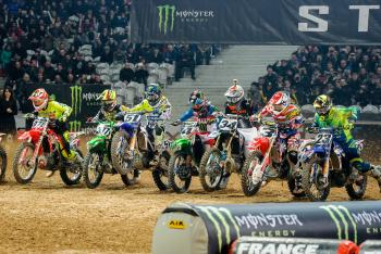 Race Report: Paris Supercross, Night 2