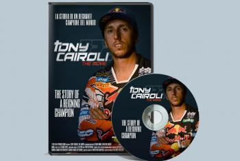 Tony Cairoli the Movie Coming to DVD