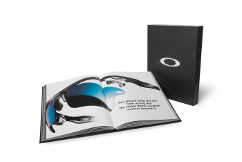 Oakley Celebrates 40 Years with Limited Edition Book
