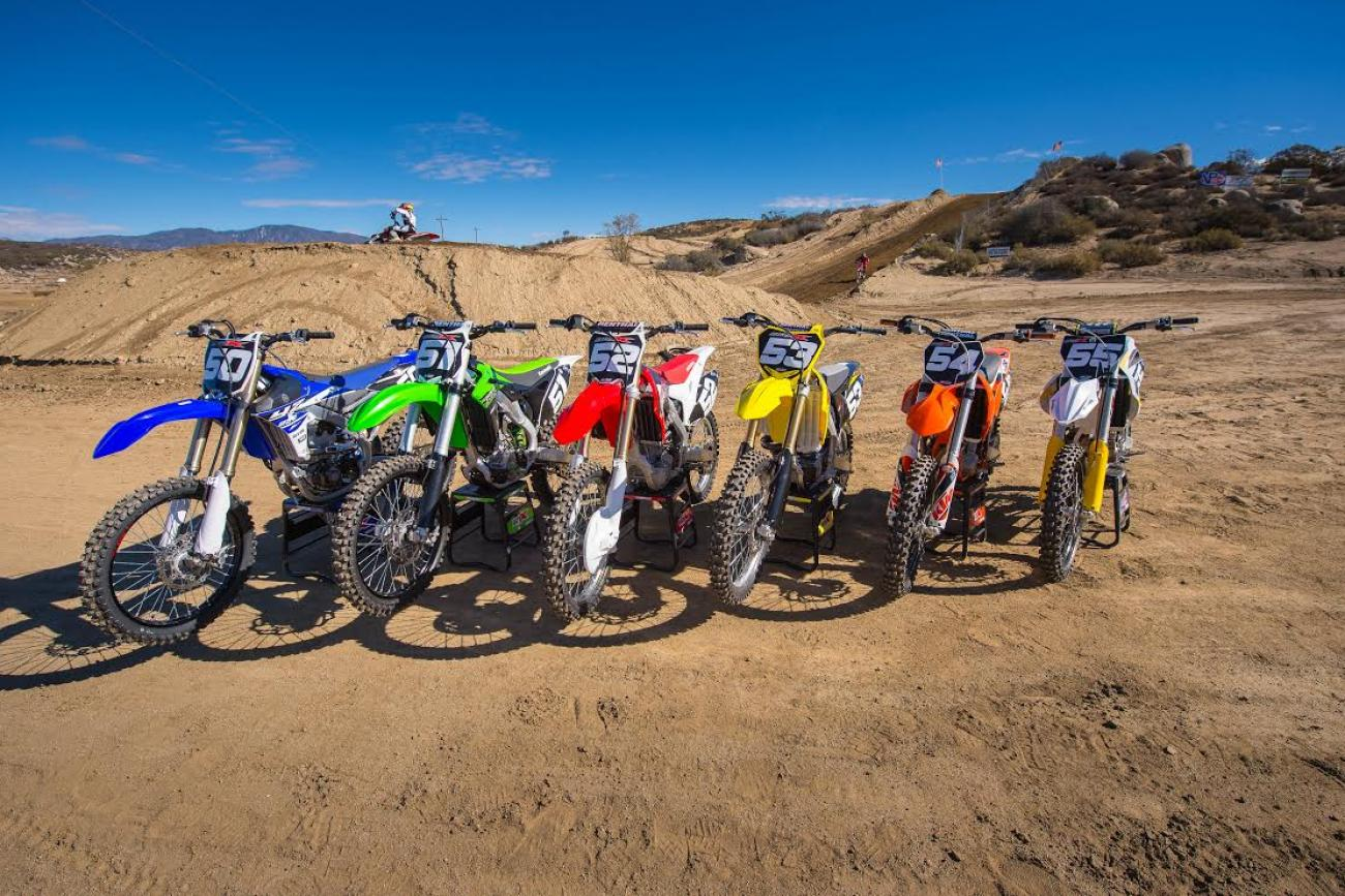 Racer X Films: 2015 250 Shootout