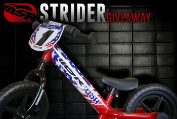 MSR #Merica Strider Giveaway