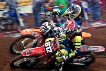 Harrison Captures Win at MotoSport.com AX Tour