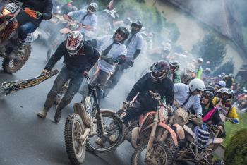 Which crazy off-road race would you be most proud of completing?