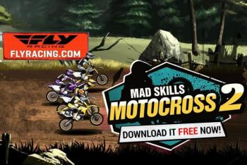 FLY Teams with Mad Skills Motocross 2